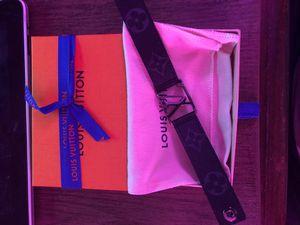 Authentic Louis Vuitton Hockenheim Bracelet for Sale in Cypress, CA
