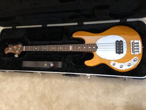 Musicman Stingray SR4 Ball Family Reserve Special Edition Rosewood Neck Left Handed Bass Guitar for Sale in Nolensville, TN