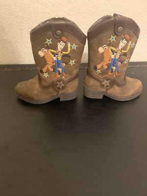 Toy Story Cowboy Boots for Sale in Hollywood, FL
