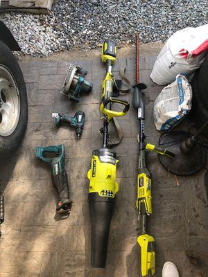 Ryobi & Mikita Power Tools oBo for Sale in San Diego, CA