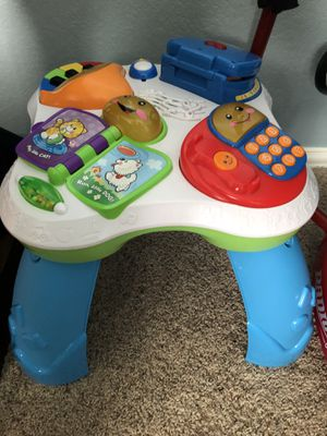 Kids stand and play toy for Sale in Prosper, TX
