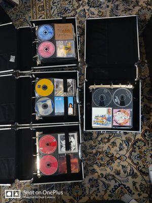 Over 400 CDs of all types pink Floyd to Nirvana and so on for Sale in Sammamish, WA