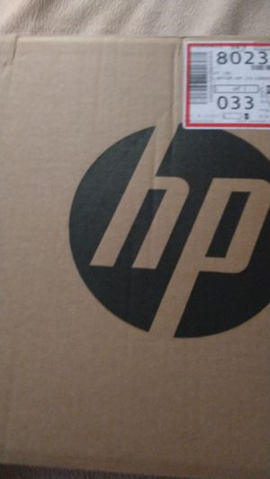 Brand New HP touch screen laptop for Sale in Santa Fe Springs, CA