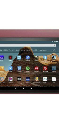 NEW AMAZON HD 10 64GB FIRE TABLET for Sale in Orange,  CA
