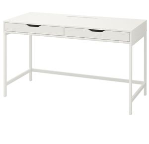 White Desk With Drawers for Sale in Las Vegas, NV