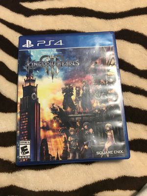 KINGDOM HEARTS 3 for Sale in Mableton, GA