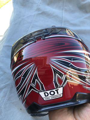 Motorcycle helmet for Sale in Rodeo, CA