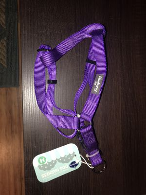 ⭐️NEW⭐️🐶Blueberry Pet🐶 Lavender Pet Harness - Medium for Sale in Virginia Beach, VA