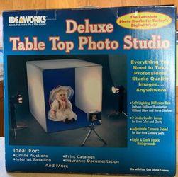 Deluxe Table Top Photo Studio for Sale in San Jose,  CA