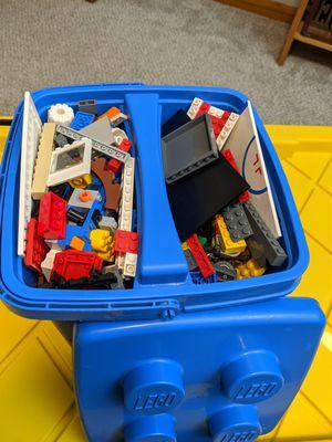 Building blocks and Lego storage case for Sale in Burnsville, MN
