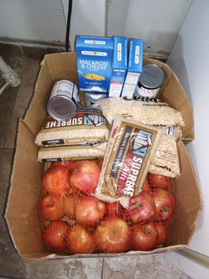 Free Food Box for Sale in Las Vegas, NV