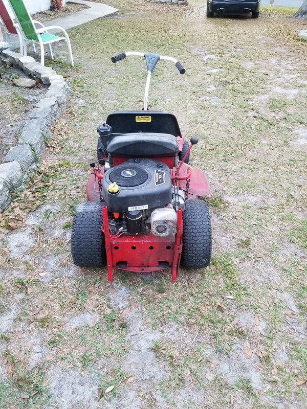 Snapper riding lawn mower 12 and a half horsepower Briggs