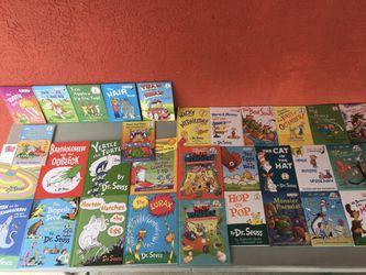 Dr. Seuss books for Sale in Fort Pierce, FL