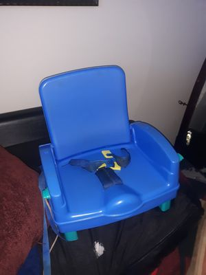 Baby/Toddler Booster Seat for Sale in Charlotte, NC