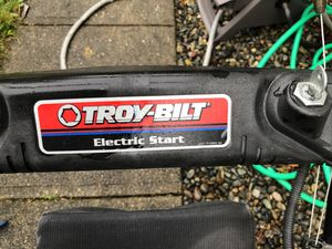 Troy built lawn mower self propelled for Sale in Gig Harbor, WA