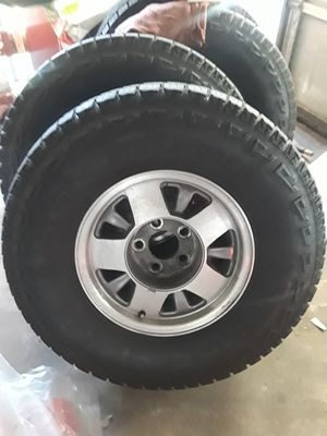 CHEV/GMC Tires for Sale in Pomona, CA