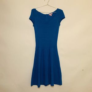 Lilly Pulitzer Blue Ribbed Dress for Sale in Silver Spring, MD