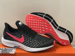 NEW Nike Zoom Pegasus 35 Running Shoes Pink Black for Sale in Buffalo, NY