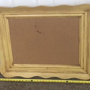 28 By 32 Wood Message Board Just $7 for Sale in Port St. Lucie, FL
