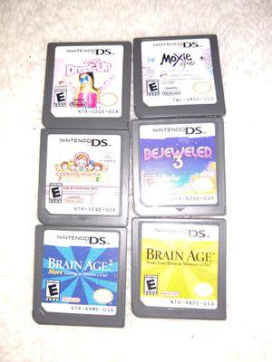 Nintendo Ds games for Sale in Sumner, WA