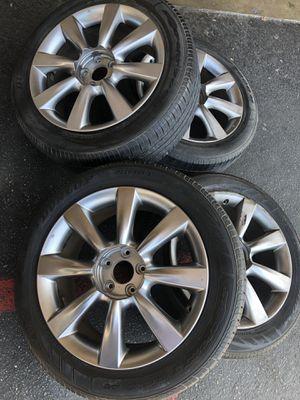 Rims 18x8 5x114 got Nissan Honda Toyota Acura for Sale in Santa Ana, CA
