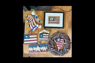American Decoration for Sale in Galloway,  OH
