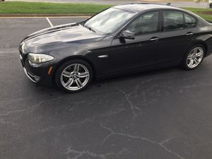 2012 BMW 535i 4 Door Sedan for Sale in Smithfield, VA