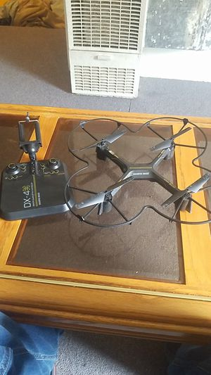 Sharper Image DX-4 wifi Drone with charger pluss all extra blades. for Sale in Delta, CO