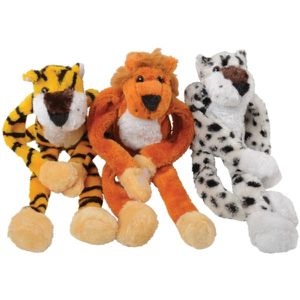 Brand new 18inch Hanging Wild Jungle Cat Plush for Sale in Boulder, CO