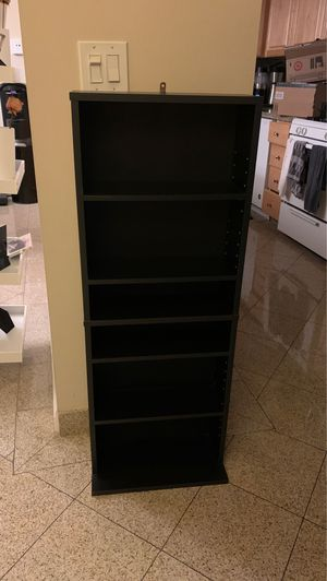 Set of 2 dvd/blu ray disc shelves for Sale in Glendale, CA