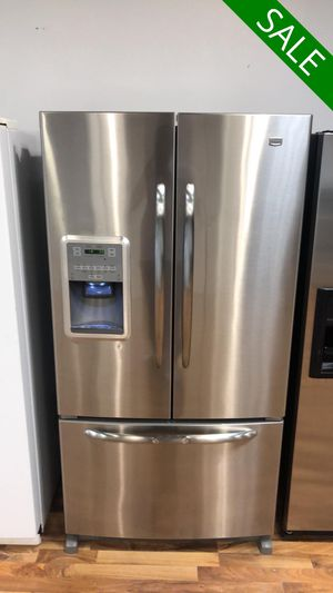 💥💥💥Maytag AVAILABLE NOW! Refrigerator Fridge With Warranty #1475💥💥💥 for Sale in US