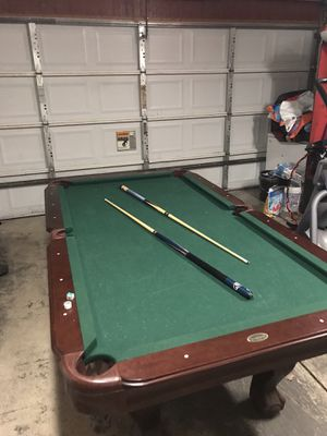 Pool table for Sale in Elk River, MN