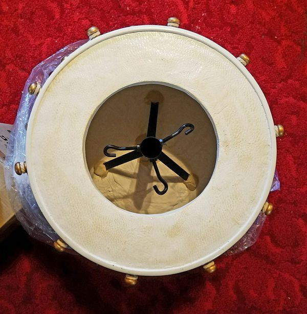 Christmas Tree Stand Toy Drum