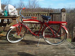 Prewar Wards Hawthorne tank, skiptooth Bicycle for Sale in Streeter, WV