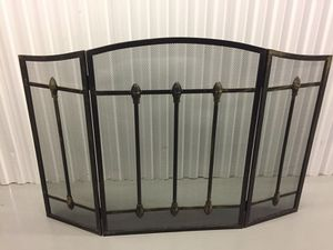 Fireplace screen for Sale in Fairfax, VA
