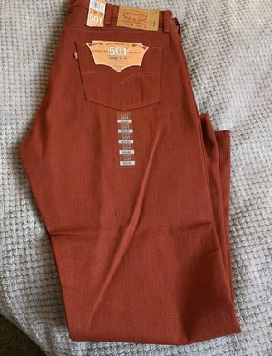 Levi Men's 501 Shrink To Fit 42x32 NWT for Sale in Hayward, CA