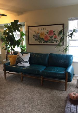 Anthropologie Brazilian Couch for Sale in Mill Creek, WA