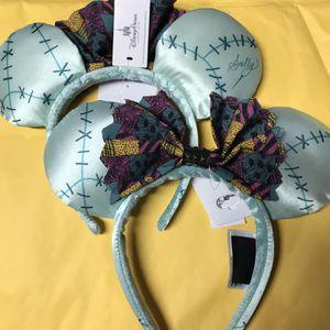 Disney Nightmare Before Christmas Sally Ears for Sale in San Dimas, CA