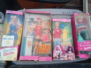Collectible Barbies for Sale in Kissimmee, FL