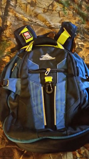 Brand new High Sierra back pack for Sale in Cleveland, OH