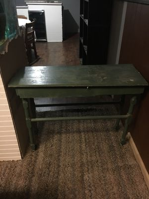 Small antique sofa table for Sale in Columbus, OH