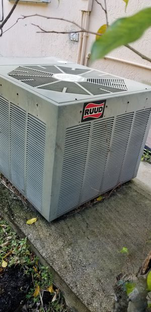4 ton ac unit for Sale in Coral Springs, FL