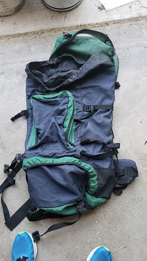 Backpack for hiking for Sale in Fontana, CA