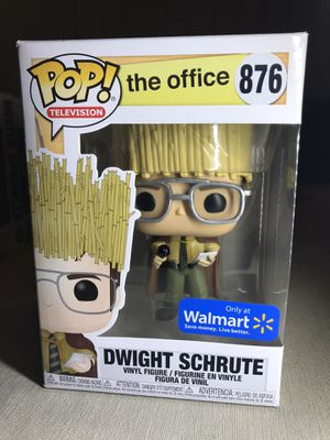 Funko Pop Dwight Schrute as the Hay King Walmart Exclusive for Sale in Glendale, CA