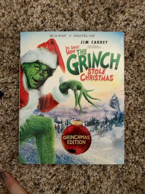 The Grinch DVD for Sale in Phoenix, AZ