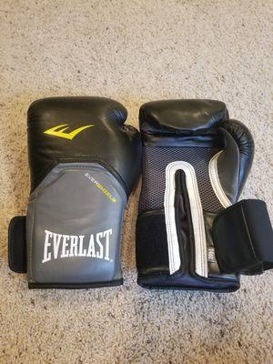 14 oz everlast boxing gloves for Sale in South Jordan, UT