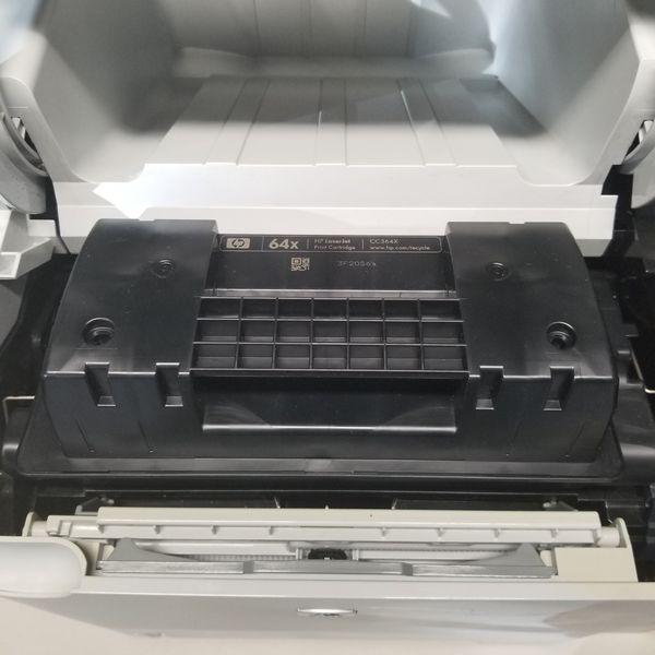 HP LaserJet P4015n Laser Monochrome Printer CB509A USB/Network Workgroup Print