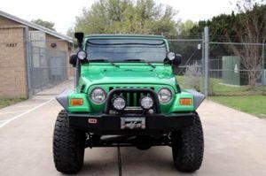 Price$12O0 Jeep Wrangler 2O04 for Sale in Hamilton, KS