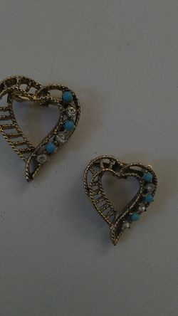 14k gold plate Gerry's Fashion Brooches. 1970s for Sale in Aurora,  CO