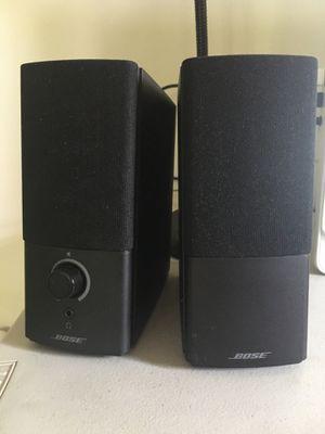 Bose Companion 2 series iii multimedia speakers for Sale in Bloomfield, NJ